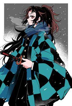 Demon Slayer( Kimetsu No Yaiba) Photo+memes - Kamado Tanjirou M Anime, Chica Anime Manga, Fanarts Anime, Anime Angel, Anime Demon, Otaku Anime, Anime Guys, Anime Characters, Anime Art
