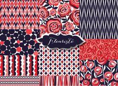 Fleuriste - Red
