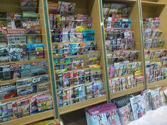 Revistas y prensa diaria