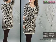 Polka Dots Winter Tops For Girls 2014-2015 | Stylish Winter Jersey/Tops For Girls