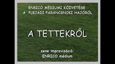 Marosfalvi Imre Enrico: A TETTEKRŐL