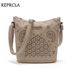 51ba7cf3ae FLYING BIRDS hollow out women messenger bags design bucket new women  shoulder bags bolsas high quality handbag