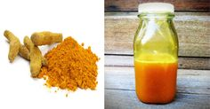 How to make Turmeric Juice: Turmeric is known to be one of the most powerful healing herbs. It is great for bones and joints as it has anti-inflammatory properties. It prevents metastases from occurring in many different forms of cancer. Turmeric's also a natural liver detoxifier and a kidney cleanser, and it speeds metabolism and aids in weight management.