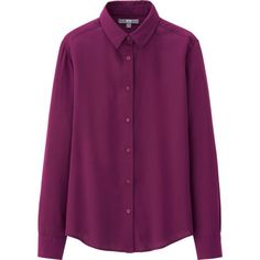 WOMEN RAYON LONG SLEEVE BLOUSE | UNIQLO