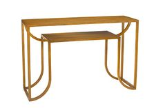 M-7544-401-LAC Dax Console available at French Heritage
