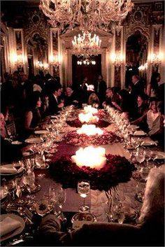 """Quentin Tarantino: """"Movies and Vogue go together"""" Party a la Italian Vogue Wedding Events, Wedding Reception, Weddings, Romantic Dinners, Youre Invited, Event Decor, Event Design, Event Planning, Dream Wedding"""