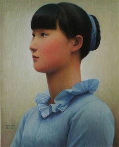 2016 NAIVE BEAUTY, Xue Mo (薛墨; b1966, Inner Mongolia, China; since 2011 based in Canada)