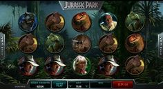 Are you hot enough to try Jurassic Park from Microgaming slots? Try the adventures of free slots online play before risking your money! New Jurassic Park, Free Slots, Slot Online, Slot Machine, Game Art, Arcade Machine
