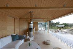 Summer houses in Slavik / Mats Fahlander