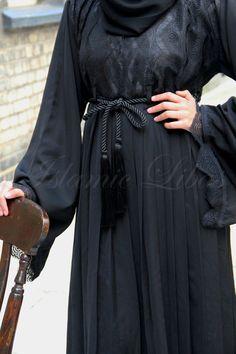 lace abaya!