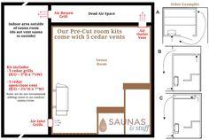 outdoor sauna building plans - Google Search