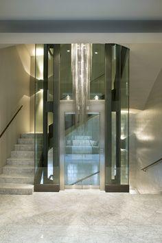 Hotel Murmuri Barcelona #vidre #ascensor by Vidres Berni #vidrio #glass #elevator