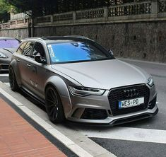 Widebody RS6