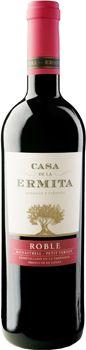 Casa de la Ermita 2008 Roble - Jumilla, Spain   ||   #Steak #Wine