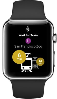 Citymapper on Apple Watch — iOS App Development — Medium