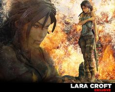 """If you haven't done so, be sure to pre-order your Lara Croft """"Exclusive Edition"""" 20-inch statue from Gaming Heads before they are entirely sold out. It is a limited quantity so visit the site to learn more product and pricing details here:   http://www.gamingheads.com/index.php?option=com_myphp&Itemid=3&product=131"""