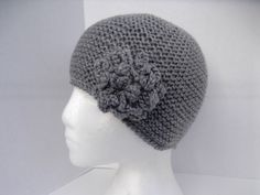 Grey Hat.. $20.00, via Etsy.
