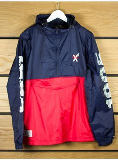 10 Deep Triple Jump Jacket Navy