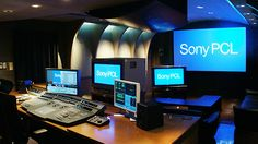 Tokyo's Sony PCL Goes 8K with Quantel Pablo Rio Installation.