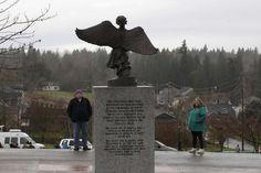KSL News--December 4, 2012--[Angel Statue] Memorial to honor missing Utah mom and 2 children