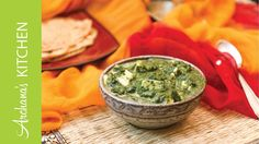 Palak Paneer Recipe (Spinach & Cottage Cheese Curry) By Archana's Kitchen -- Watch Archana's Kitchen create this delicious recipe at http://myrecipepicks.com/15519/ArchanasKitchen/palak-paneer-recipe-spinach-cottage-cheese-curry-by-archanas-kitchen/