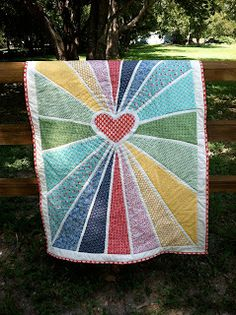 The Eighth Daughter-finished baby quilt