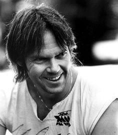 "Neil Young...""As I get older, I get smaller. I see other parts of the world I didn't see before. Other points of view. I see outside myself more""."