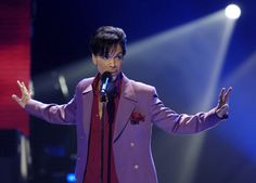 Singer Prince performs in a surprise appearance on the 'American Idol' television show finale at the Kodak Theater in Hollywood, California in this May 24, 2006 file photo. REUTERS/Chris Pizzello/Files                                     via @AOL_Lifestyle Read more: http://www.aol.com/article/2016/04/21/legendary-singer-prince-dies-at-57/21348758/?a_dgi=aolshare_pinterest#slide=3867856|fullscreen