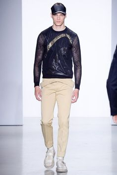 Calvin Klein Collection Spring 2016 Menswear - Collection - Gallery - Style.com