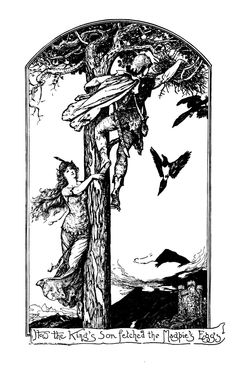 The lilac fairy book' edited by Andrew Lang; with numerous illustrations by H. J. Ford. Published 1910 by Longmans, Green & Co