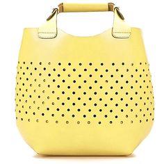 Zara bag  Dig the yellow strong!   PattyOnSite