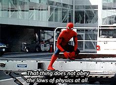 """""""There's a lot here that you don't understand."""" ~~~~ """"Mr. Stark said you'd say that."""""""