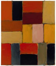 Sean Scully. Why do I love these Sean Scully pieces so much?  Are they simply beautiful, ate they more?