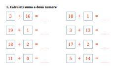 Cum creez fișe de lucru la matematică ?