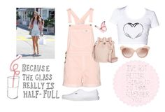 Pigging out by dearcamilla on Polyvore featuring polyvore, fashion, style, STELLA McCARTNEY, Vans, Tory Burch and Valentino