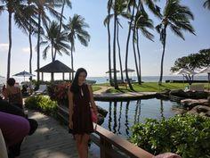 The Kahala Hotel&Resort #hawaii #USA #kahala #vacation #holiday #beach #palm