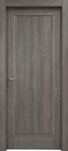 La #semplicità di uno o più elementi aggiunti lascia intuire il #progetto esteriore di questo modello, pensato per avere un tocco in più di distinzione. #Porte #interne modello Denise con #inserti. Codice: 2Zp.2I.1F in #legno listellare. Colore: #Grigio Poro.Catalogo Ensemble.
