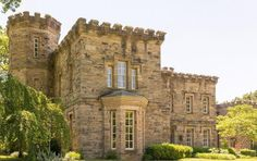 There's an Enchanted Castle for Sale in Virginia, and It Has Your Name on It  - CountryLiving.com