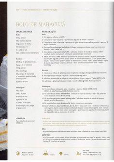 Livro Bimby - Bolos e Sobremesas Sweet Recipes, Chocolate, Fails, Food, Conch Fritters, Passion Fruit Cake, Brazilian Recipes, Schokolade, Essen