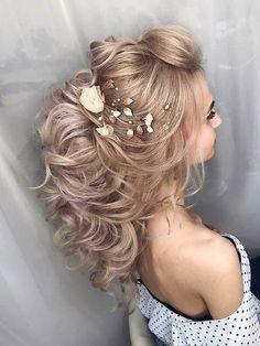 Ivory Bridal Hair Vine Bridal Headpiece Flower Headpiece