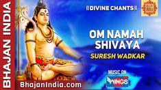 Om Namah Shivaya Har Har Bhole Namah Shivaya - Suresh Wadkar - Peaceful ... Aum Namah Shivaya, Shiva Songs, Devotional Songs, Lord Shiva, Positive Affirmations, Mantra, Om, Knowledge, Positivity