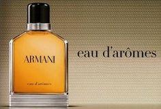 #GiorgioArmani Eau d'Arômes – New #Fragrance