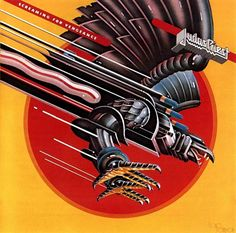 Judas Priest - Screaming for Vengeance, one of the greatest Heavy Metal albums of all time. T