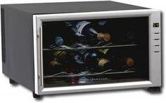 Frigidaire 8-Bottle Wine Cooler by AjFlorida