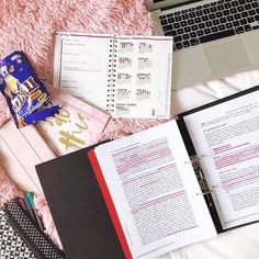 study inspiration by: naomibaldacchino 📚 College Notes, School Notes, Work Motivation, School Motivation, Student Snacks, Study Space, Study Hard, Good Notes, Study Inspiration