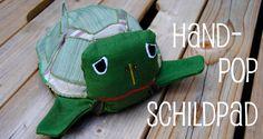 Tutorial handpop schildpad