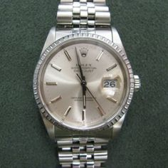 #Gents #Rolex #Oyster #DateJust - #16014 - 36mm #silver #dial #gifts #for #him