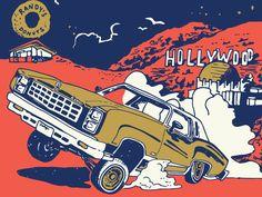 LA Nights - Amy Hood