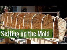 Building a Cedar Strip Canoe in My Garage #boatbuilding Wooden Speed Boats, Wood Boats, Make A Boat, Build Your Own Boat, Wooden Boat Building, Wooden Boat Plans, Floating Boat Docks, Canoe Plans, Wood Canoe