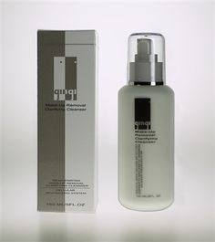 Make-Up Removal Clarifying Cleanser